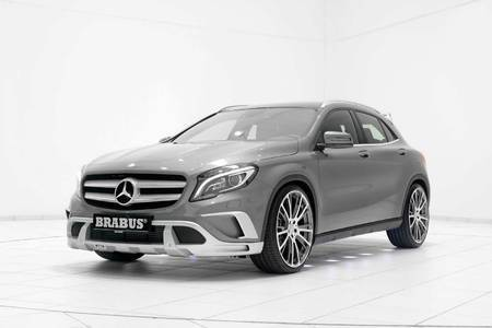 Mercedes-Benz GLA 2014 Brabus