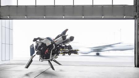 BMW Hover Ride Concept