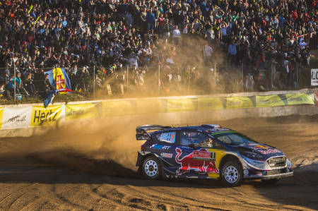 Sebastien Ogier, Julien Ingrassia, Rally Portugal 2017