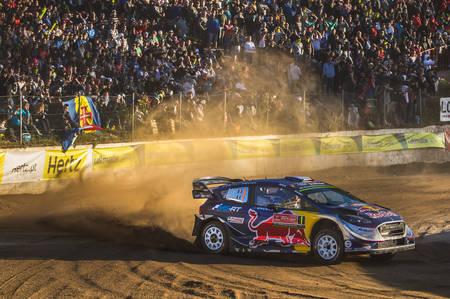 Sebastien Ogier, Julien Ingrassia, Rally Portugal 2017