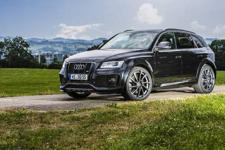 Audi SQ5 TDI ABT Sportsline