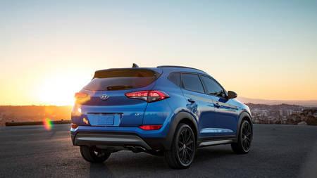 Hyundai Tucson 2017 Night Edition