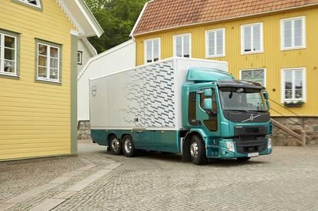Volvo FE