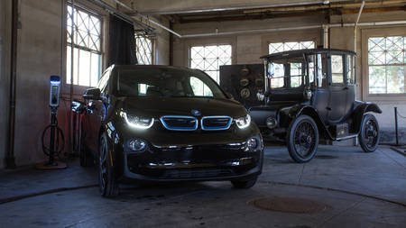 BMW laieneb rahvusparkidesse