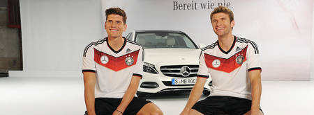 Vutistaarid ja Mercedes