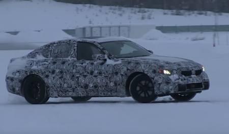 BMW 3. seeria 2018 testimas