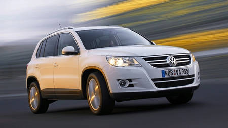 Esimese põlve Volkswagen Tiguan
