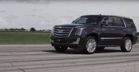 Cadillac Escalade Hennessey