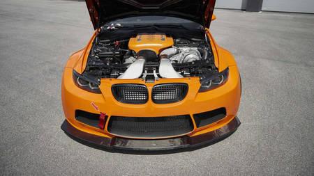G-Poweri BMW M3 GTS S Hurricane