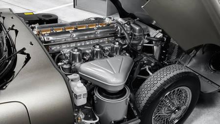 Taastatud Jaguar E-Type