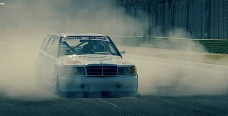 Mercedes-AMG legends