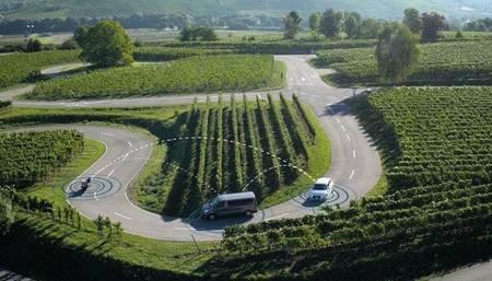 Bosch paneb mootorattad ja autod rääkima