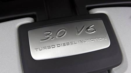 Porsche turbodiiselmootor