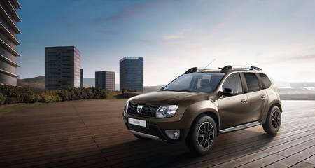 Dacia Duster Blackshadow