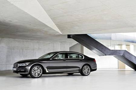 BMW 7. seeria 2016
