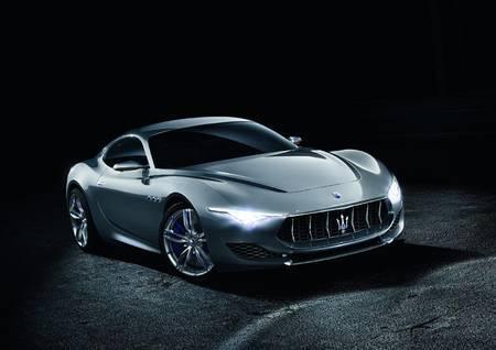 Maserati Alfieri 2+2