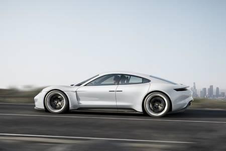 Porsche Mission E ideeauto
