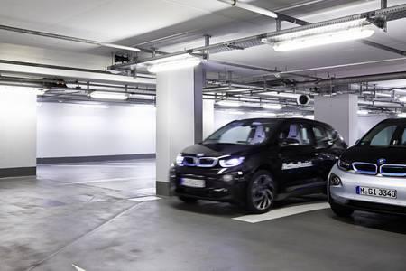 BMW i3 CES 2015 Remote Valet Parking Assistance