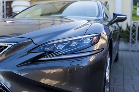 Uued Lexuse mudelid Estonia ees (Foto: Jan-Erik Tõeleid)