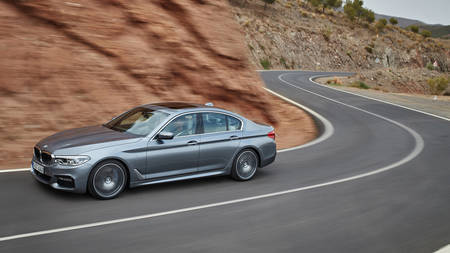 BMW 5. seeria 2017
