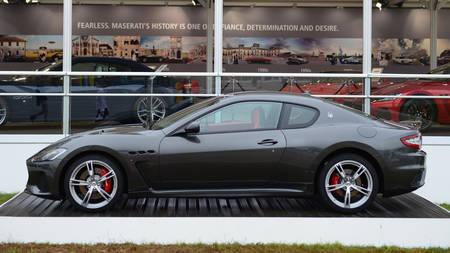 Maserati GranTurismo 2018