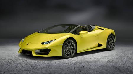 Lamborghini Huracan 580-2 Spyder