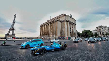 Renault roheliste armee Pariisis
