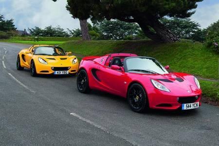 Lotus Elise Sport ja Elise Sport 220