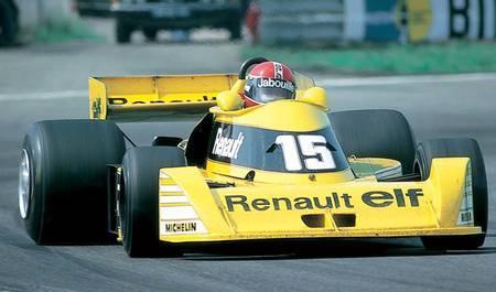 Jean Pierre Jabouille, Renault RS01