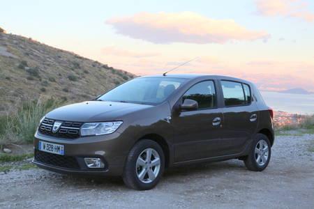 Dacia testdrive Šibenic