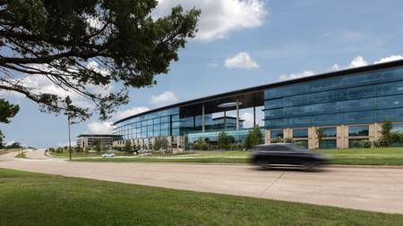 Toyota North American HQ in Plano, TX