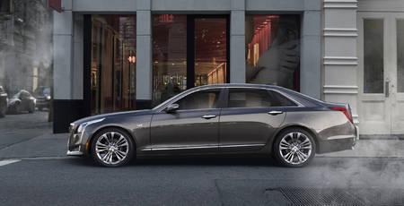 Cadillac CT6 2016