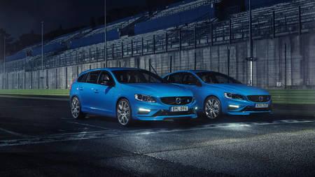Volvo S60 ja V60 Polestar 2016