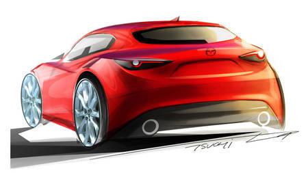 Mazda3 visand