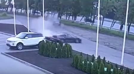 Mitte just tavaline parklaõnnetus