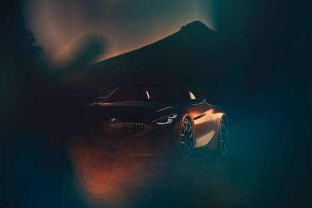 BMW Z-series teaser