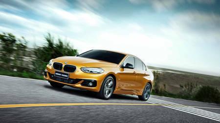 BMW 1. seeria sedaan