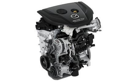 Mazda SKYACTIV-D 1.5-liter diiselmootor