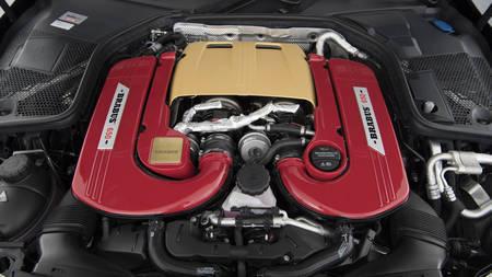 Mercedes-AMG C63 S Cabriolet Brabus
