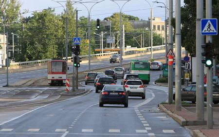Liiklus, Tallinn