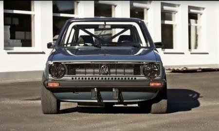 Ebatavaline Golf Mk1