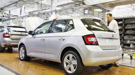 Nelja miljones Škoda Fabia