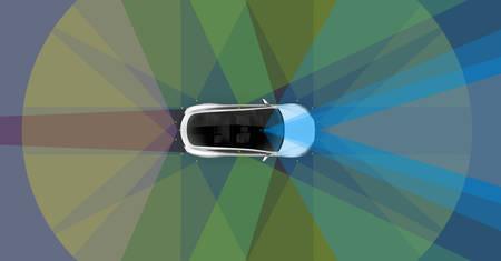 Tesla new sensors