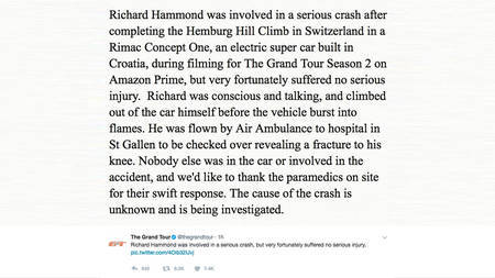 Hammondi õnnetus