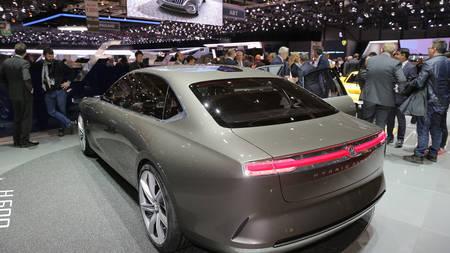 Pininfarina H600 ideeauto