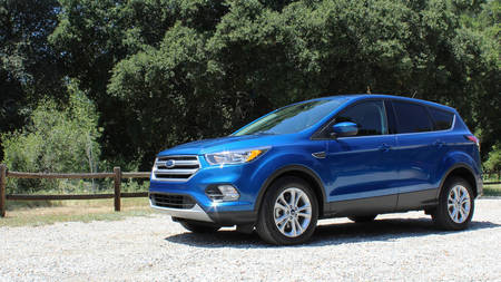 Ford Escape Slider 2017