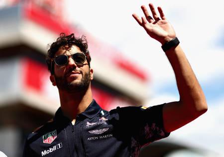 Daniel Ricciardo, Spain 2016