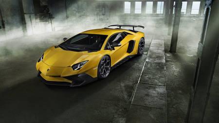 Lamborghini Aventador LP 750-4