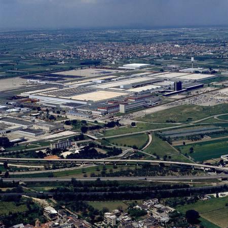 Fiat Pomigliano d'Arco plant