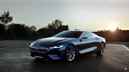 BMW 8. seeria prototüüp